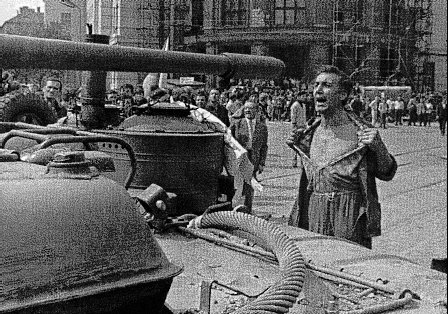 Soviet invasion of Czechoslovakia