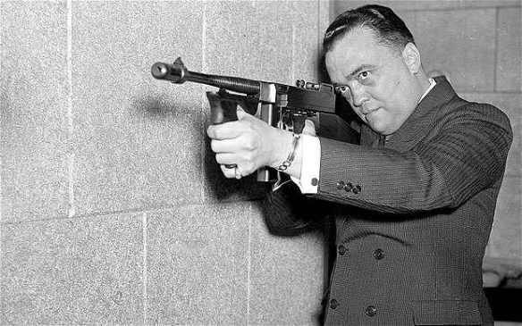 J. Edgar Hoover, porn star and gay icon, gets ready for his cum shot: They hate us for his freedoms