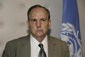 Juan Mendez, tortureworthy pro-treason opponent of enhanced interrogation methods working for the Communist International: not a gay role model