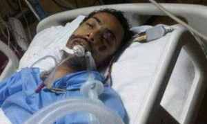 Mohamed el-Gendy, tortured to death by Egyptian security forces, 2013