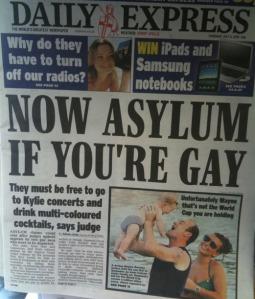 Asylum is so easy