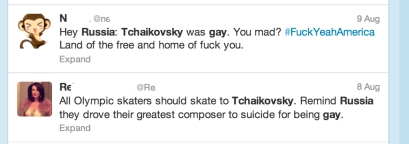 They don't call it the Nutcracker for nothing: #FuckyeahTchaikovsky tweets