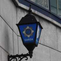 Red light, blue light: The Garda