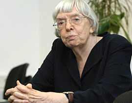 Lyudmila told the truth: Lyudmila Alekseeva