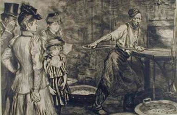 Slumming with a purpose: Victorian philanthropists go in search of the deserving and undeserving poor