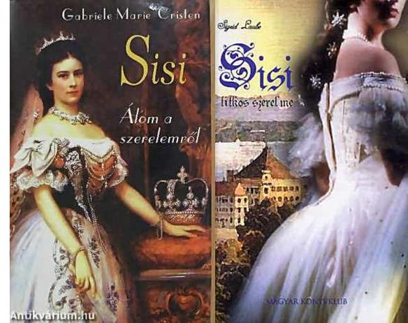 """The General's inner life: L, """"Sisi's Dream of Love""""; R, """"Sisi's Secret Love"""""""