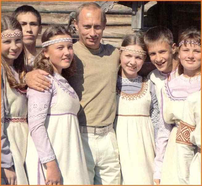 young teen russian