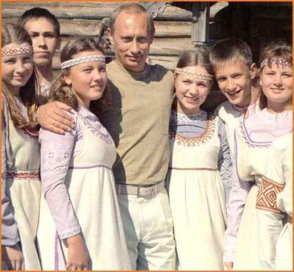 All my children, III: Putin with young Russian wombs, all ready for use