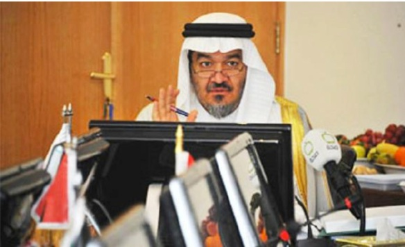 Tawfiq Khojah, director general of the Executive Office at the Gulf Cooperation Council's Health Comittee