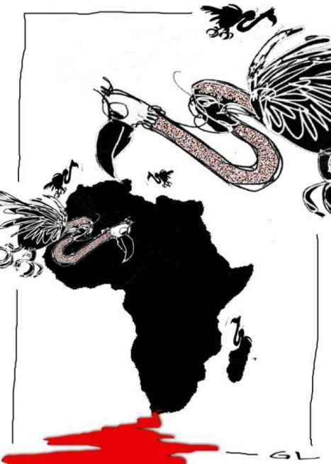 Vulture funds in Africa