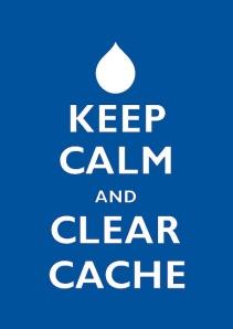 calmclearcache