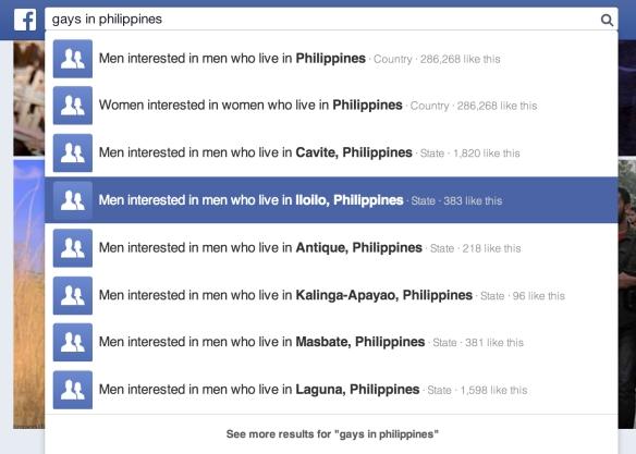 Llueven hombres interesados en hombres, y mujeres también