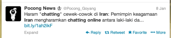 indonesia chatting iran copy