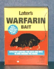 Warfarin way back when