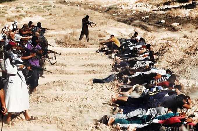 mass murder ISIS ISIL