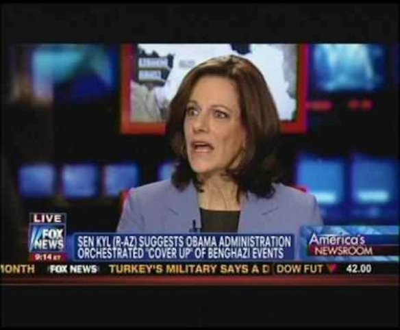 KT McFarland does Fox: He ain't heavy, and he is not my brother