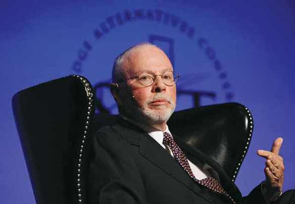 The details of my life are quite inconsequential ... Paul Singer