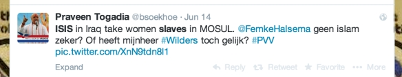 """""""Not sure about Islam? Or was Mr. Wilders right after all?"""""""