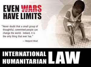 Limits: Meme from the International Committee of the Red Cross