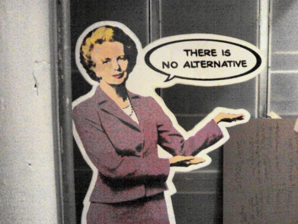 Vote if you want to, it won't make a difference: Thatcher's mantra of neoliberalism
