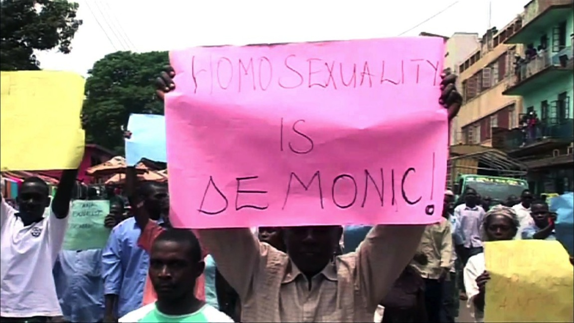 Uganda views homosexuality