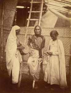 "19th-century photograph of ""reputed hermaphrodite,"" eastern Bengal. Photo © British Library Board; from http://notchesblog.com/2014/01/06/hyperbole-and-horror-hijras-and-the-british-imperial-state-in-india/"