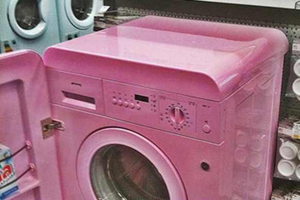 Pinkwashing: These colors bleed