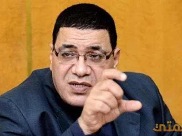 His anus was this big: Hisham Abdel Hameed of the Forensic Medical Authority