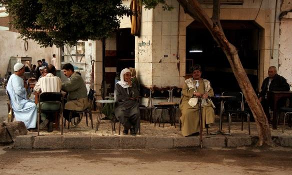 Scene from the glamorous Cairo gay scene, Egypt's fabulous answer to Studio 54
