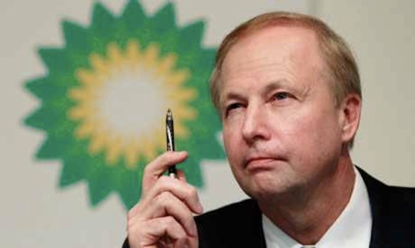 I don't need to use my finger: BP's Bob Dudley offers his own forensic services