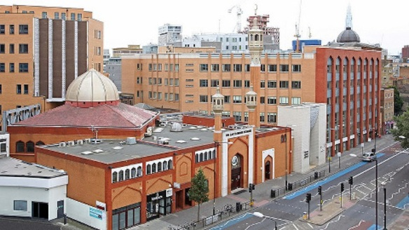 Who's in there? The East London Mosque and London Muslim Centre, Whitechapel