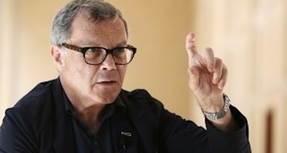 Can I help you? Martin Sorrell also displays his potential prowess at forensic anal exams
