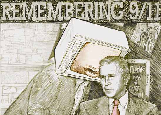 Remembering 9/11, by Pat Linse