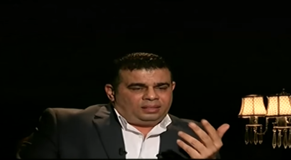 Shameless I: Lt. Col. Ahmed Hashad of Cairo's morals police -- responsible for numerous arrests in the crackdown -- appears on Mona Iraqi's program, February 4