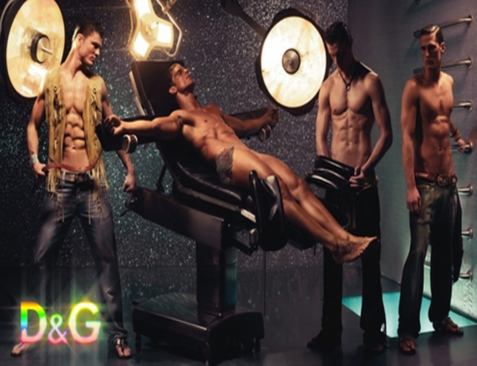 dolce and gabbana gay commercial