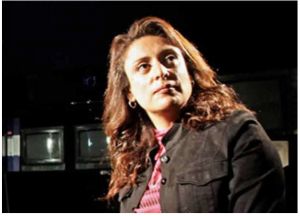 Not hidden from me: Mona Iraqi on TV