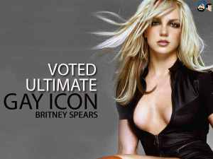 Britney got her title in a 2011 poll by the Equality Project, and promptly reclaimed her virginity from the pawnshop.