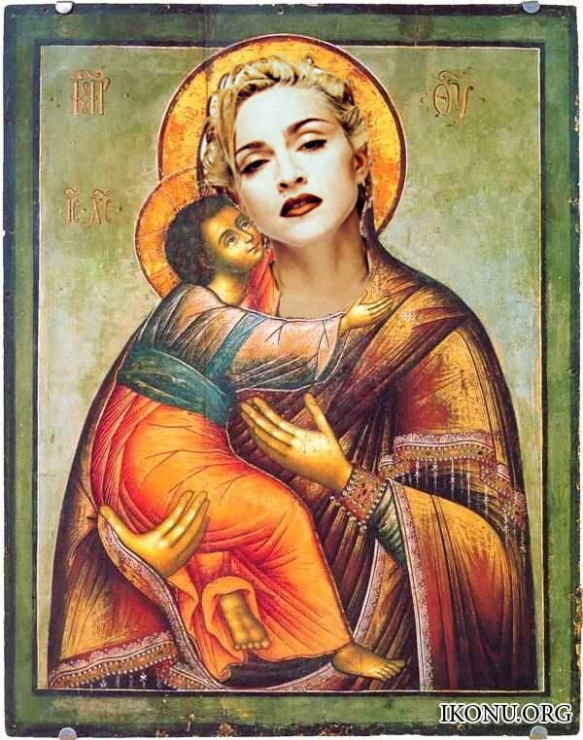 Madonna and Fanboy, V