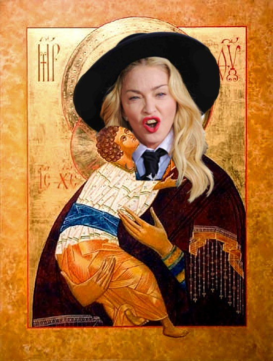 Madonna and fanboy, VIII