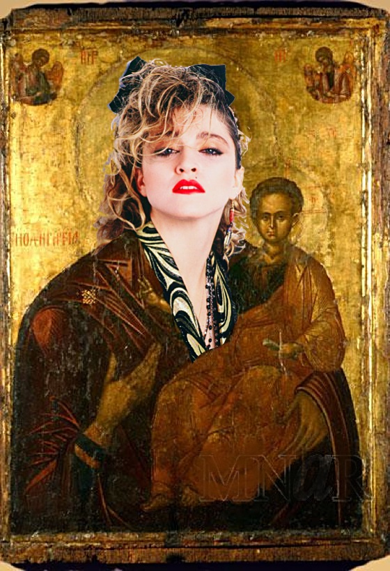 Madonna and fanboy, III