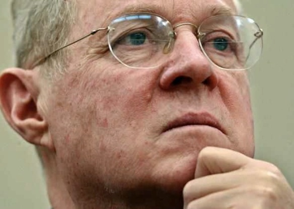 The marriage man: Justice Kennedy