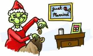 Animus in California: How the Grinch stole marriage