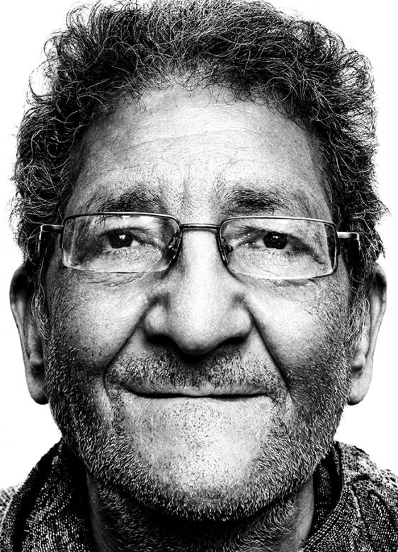Ahmed Seif el-Islam, photographed by Platon for Human RIghts Watch, 2011