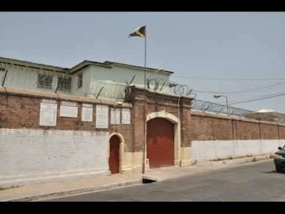 Spanish Town Adult Correctional Facility, Kingston. Photo by Jermaine Barnaby for the Gleaner