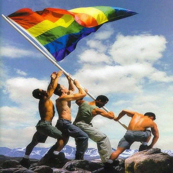 gayflagviwojima
